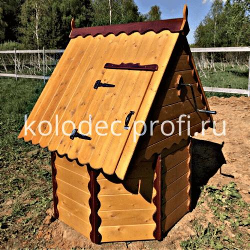 domik dlya kolodca moskovskaya oblast kolodec-profi.ru 12